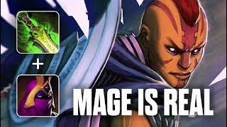 POWER OF MAGIC - Anti Mage Etheral Blade + Veil of Discord 7.06 - Dota 2