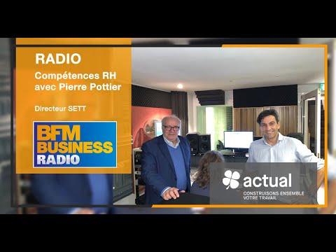 Pierre Pottier invité de Compétences RH sur BFM le 25/11/19