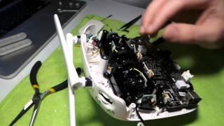 DJI Phantom 4 & 3 Pro/Adv Antenna Mod