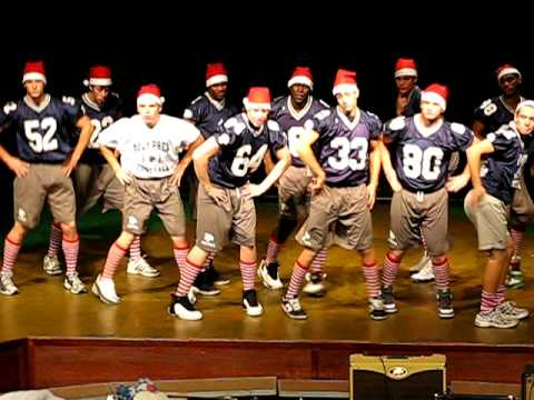 Poly Prep Senior Boys Single Ladies Dance 09