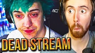 Asmongold Reacts To How Mixer Killed Ninja's Career - Inside Gaming
