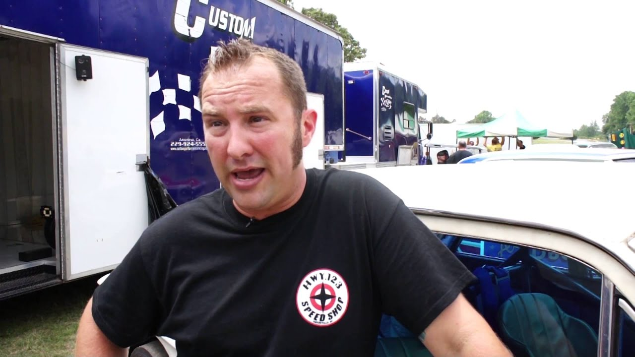 CPTV FEATURE - A HOUND DOG OF A GASSER HUNTS FOR THIS RACER