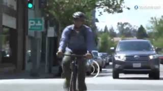 Navi und Vibrationsalarm: Das Fahrrad der Zukunft