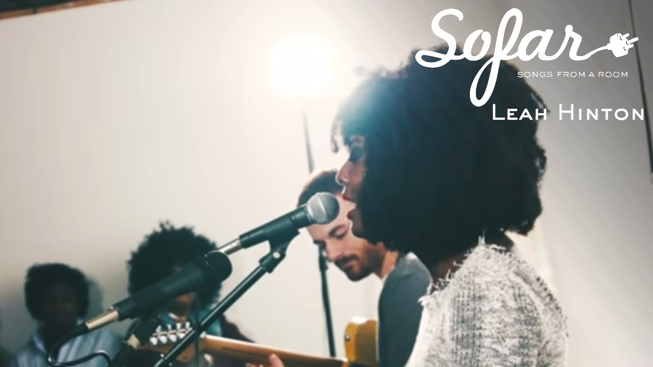 Leah Hinton - Now Is The Time | Sofar Raleigh