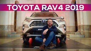 Toyota Rav4 2019 | Prueba / review en español | Coches SoyMotor.com