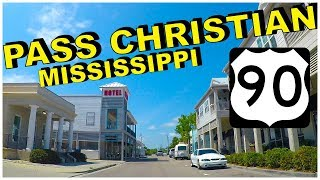 Pass Christian Mississippi Hwy 90 E Drive