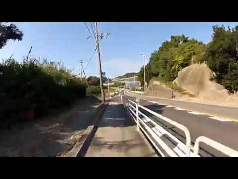 2013-10-01 Riding from Tanabe to Gobo 田辺町から御坊市までサイクルツールイング