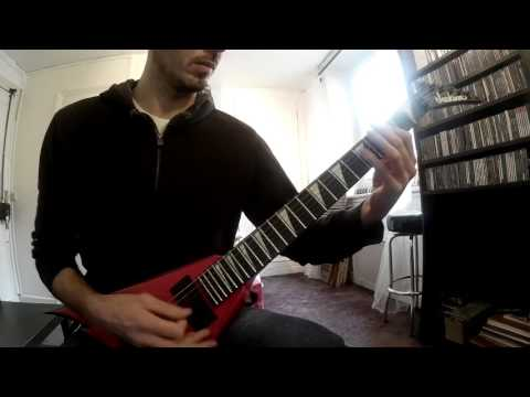 Angelus Apatrida - You Are Next Guitar Cover HD (with solos)