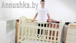 Детская кровать Антел Алита 4