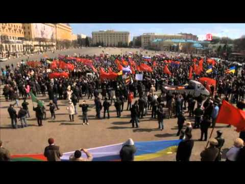 Украина. Восточный вопрос. Специальный репортаж