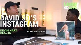Kevin Hart reacts to and interrogates David So about his Instagram modeling pics. Let us know in the comments what you think of them and make sure you like, ...