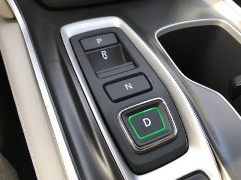 Honda Push Button Shift Tips & Tricks