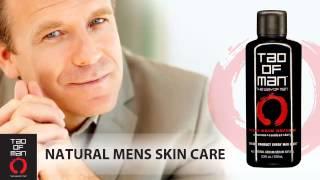 Natural Mens Skin Care - Anti-Aging