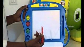 SIMBA ART & FUN MAGIC DRAWING BOARD