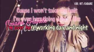 Video Ariana Grande - Focus (Karaoke/Instrumental) download MP3, 3GP, MP4, WEBM, AVI, FLV Agustus 2018