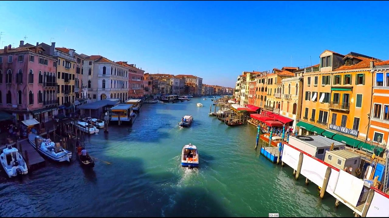 Venice Venedig Venedig Venice Venezia 2016 In One Day Gopro Hd