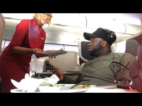 #TravelVlog  Business Class London to Ghana Via Brussels
