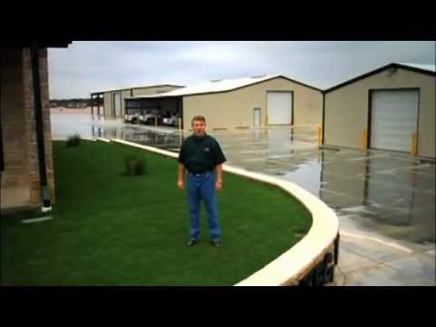 Commercial Steel Buildings Mueller Inc Youtube