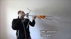Televes T106601 VHF-antenni