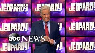 'Jeopardy!' host Alex Trebek shares new health update l GMA