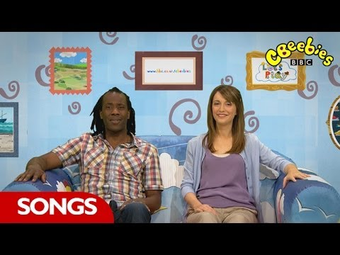 CBeebies: Let's Play - Theme Song