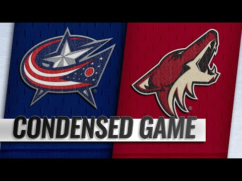 02/07/19 Condensed Game: Blue Jackets @ Coyotes