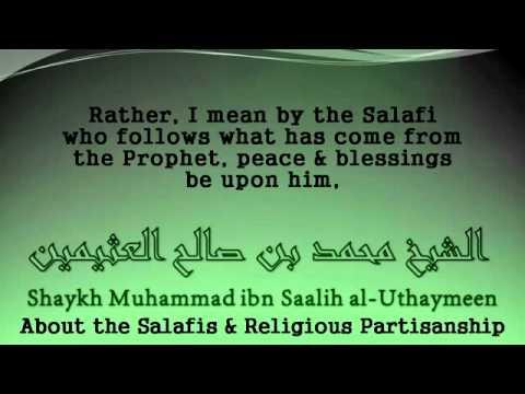 Wujudkah Parti Allah » Syaikh Ibn 'Utsaimin