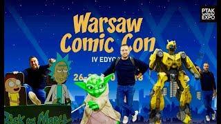 Comiccon Warsaw Варшава