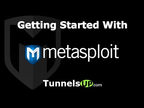 Getting Started with Metasploit