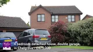 Oxfordshire Estate Agents Wallers of Oxford: 4-bedroom detached house in Chalgrove - £475,000