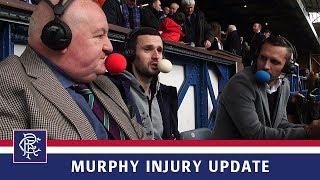 UPDATE | Jamie Murphy Injury Progress
