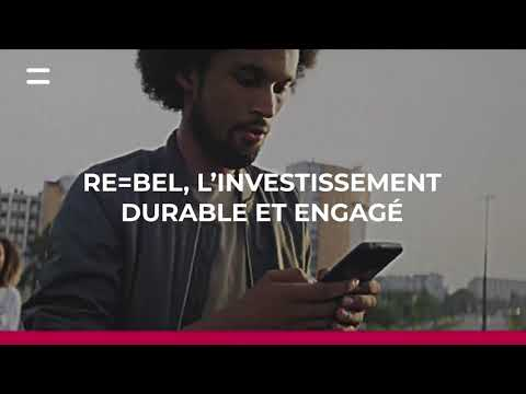 Re=Bel The Investment app_with a cause