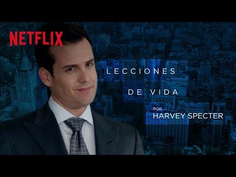 Lecciones De Vida Por Harvey Specter Suits