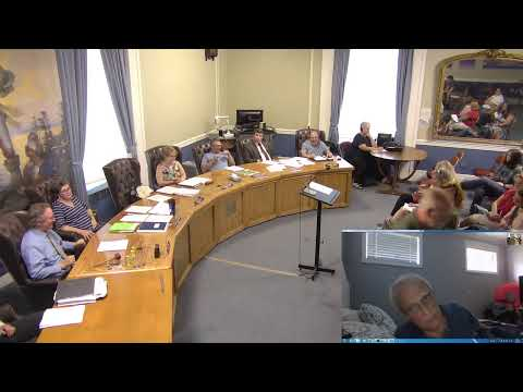 City of Plattsburgh, NY Meeting  9-5-19