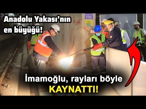 M8 İstanbul Dudullu Bostanci Metrosu Tanıtım Filmi - RayHaber