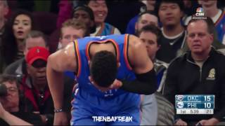 Russell Westbrook Top Career Dunks