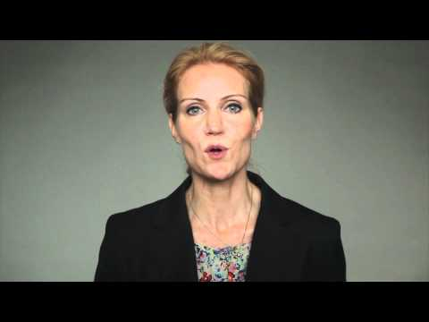 Helle Thorning Schmidt's Message to Conference