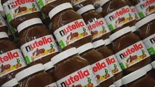 A strike at Nutella's biggest factory would lead to a worldwide shortage