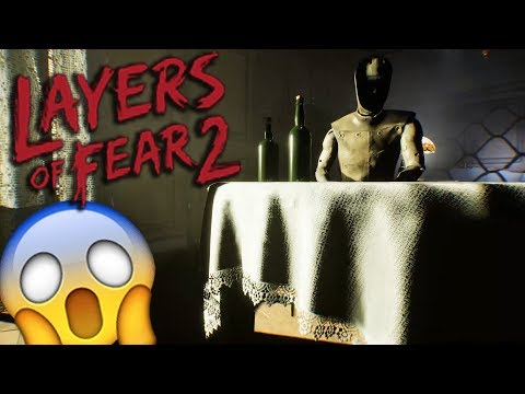 SCARY POOR PEOPLE SHIP 😱 Layers of Fear 2