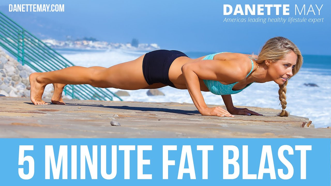 5-Minute Fat-Blasting Workout forecast