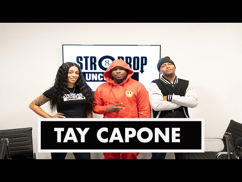 Str8DropUncut Ep.9 Tay Capone(Tay600) talks being betrayed by the BD's, Rondo9, new music & more