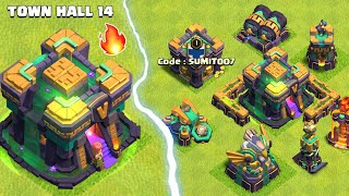 Town Hall 14 (TH14) Update is Here 🔥 Clash of Clans - COC