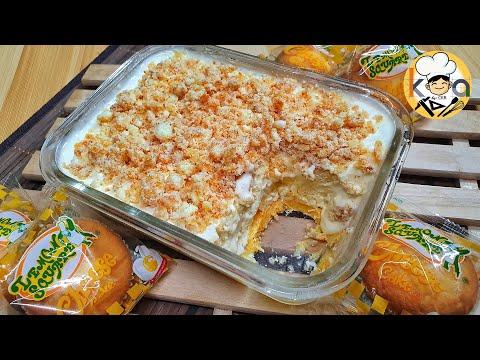lemon-square-cheesecake-ice-cream-cake-(no-bake-refrigerated-cake)