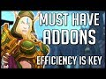 MUST HAVE ADDONS IN BFA! | WoW Battle for Azeroth
