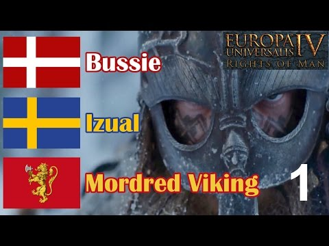 Europa Universalis 4 - Rights of Man - Saga of the Titans - 1