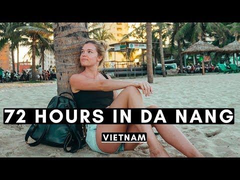 72 HOURS IN DA NANG | THINGS TO DO | VIETNAM VLOG #015