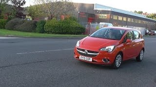 2015 Vauxhall Corsa E Review, Tour & Test Drive
