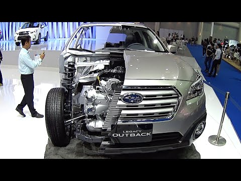 all new 2016 2017 subaru legacy outback how it made look inside youtube. Black Bedroom Furniture Sets. Home Design Ideas