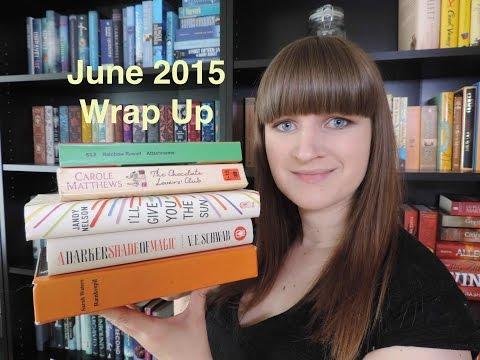 June 2015 Wrap Up | Part 1