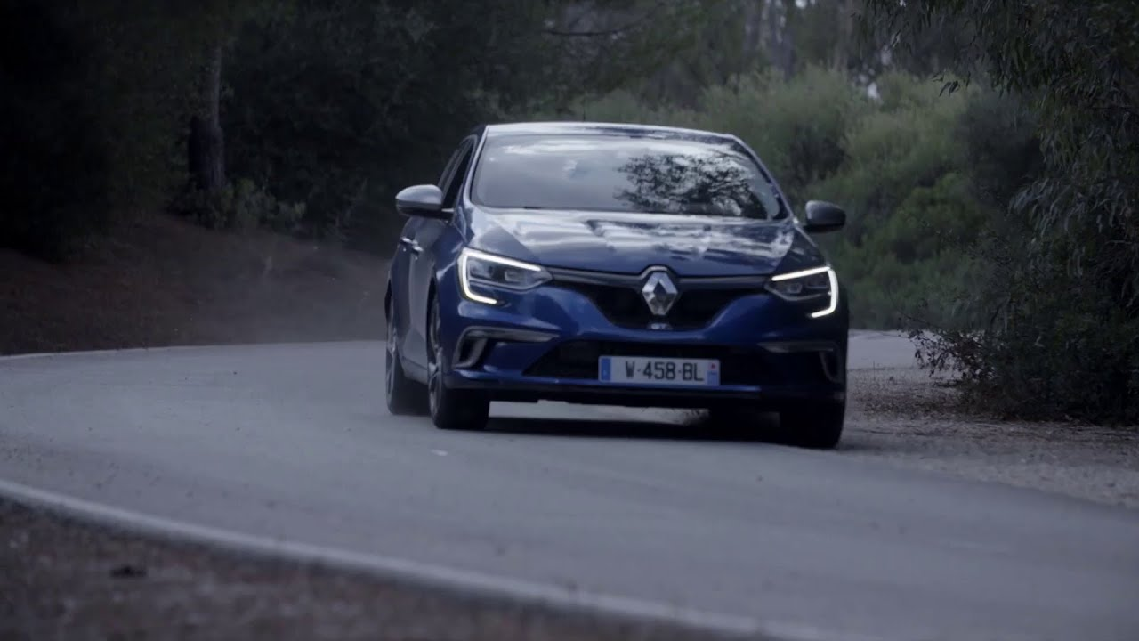 Renault Sport S Experts Present The New Megane Gt